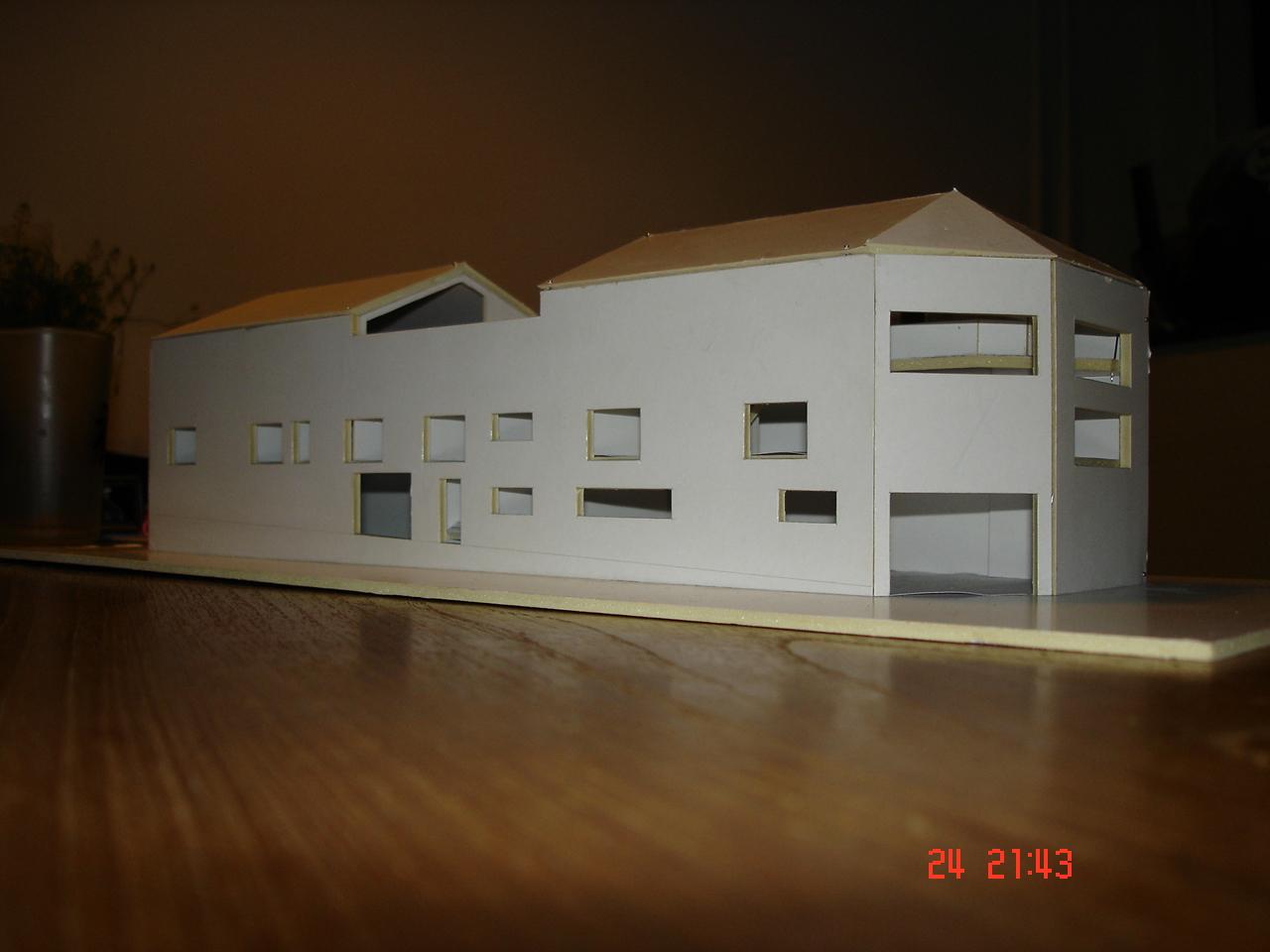 Augustus 2007 lisa in luik - Zie in het moderne huis ...
